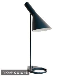 AJ 1-light Metal Table Lamp