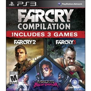 PS3 - Far Cry Compilation