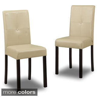 Baxton Studio Asher Modern Dining Chairs (Set of 2)