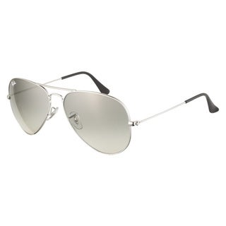 Ray-Ban RB3025 003 32 Silver Grey 58 Sunglasses