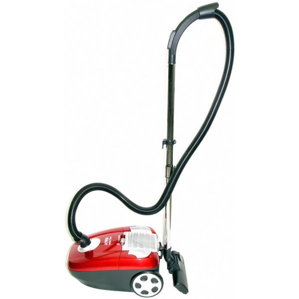 Atrix Red HEPA Canister Vacuum