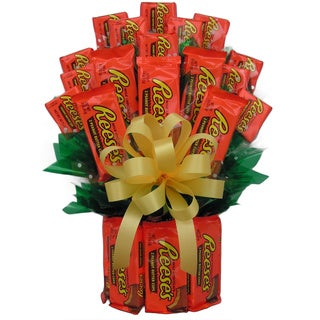 All Reese's Large Chocolate/Candy Bouquet