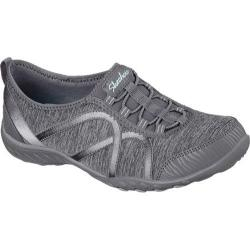 Women's Skechers Relaxed Fit Breathe Easy Fortune Charcoal
