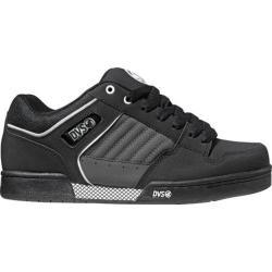 DVS Durham Black/Grey Nubuck
