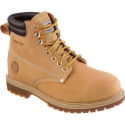 Men's Skechers Work Relaxed Fit Foreman Concore ST Wheat