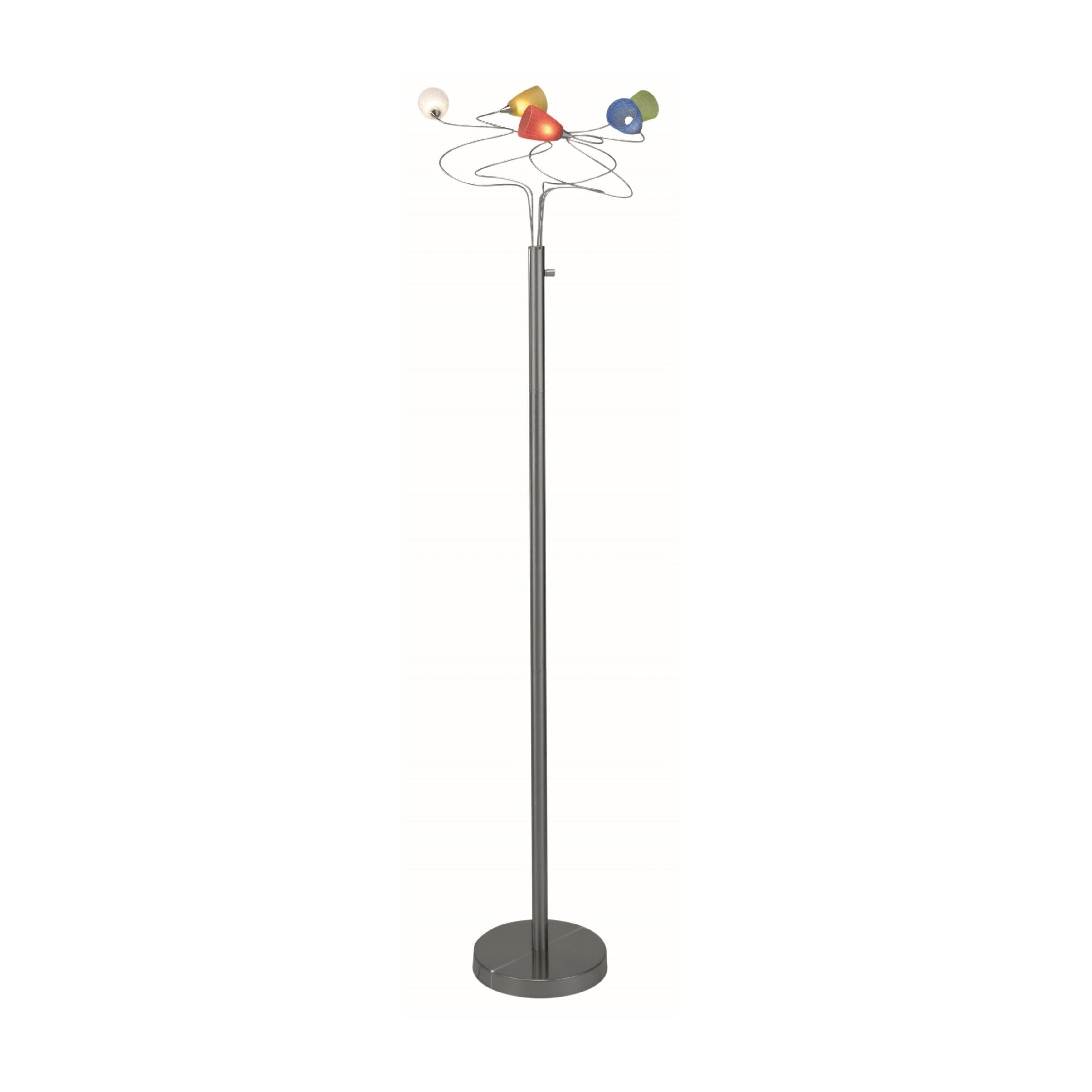 Lite Source Wiggly 5-light Floor Lamp