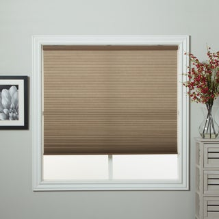 Honeycomb Cell Light-filtering Cocoa Cordless Cellular Shade