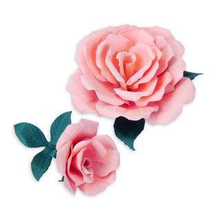 Sizzix Thinlits Flower/ Rose Die Set by Susan Tierney-Cockburn (8 Pack)