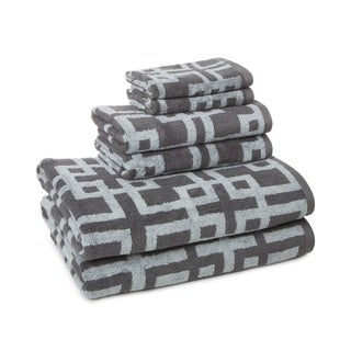 Vicki Payne Chippendale 6-piece Bath Towel Set