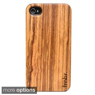 TMBR Wood Apple iPhone 4/4S Combo Case