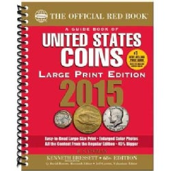 A Guide Book of United States Coins 2015: The Official Red Book (Paperback)