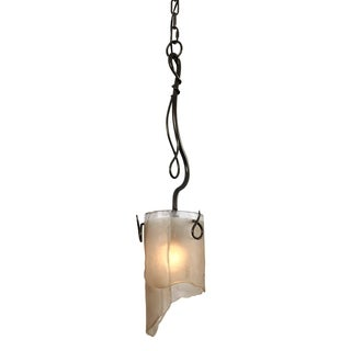 Varaluz Soho 1-light Statue Garden Mini Pendant