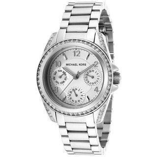 Michael Kors Women's MK5612 'Blair' Silver Stainless Steel Watch