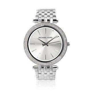 Michael Kors Women's MK3190 'Darci' Stainless Steel Crystal Watch
