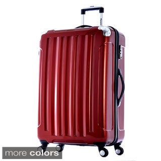 Olympia Stanton 29-inch Large Hardside Spinner Upright