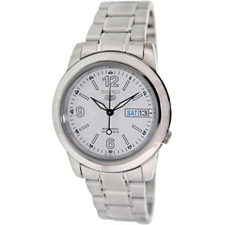 Seiko Men's SNKE57K1 Automatic Stainless Steel Watch