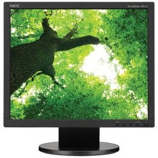 """NEC Display AccuSync AS172-BK 17"""" LED LCD Monitor - 5:4 - 5 ms"""