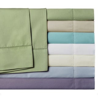 400 Thread Count Sedona Cotton Rich Solid Sheet Set
