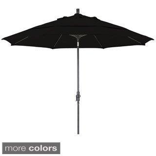 Lauren & Company Ultra Premium Sunbrella 11-foot Patio Umbrella (5 Colors)
