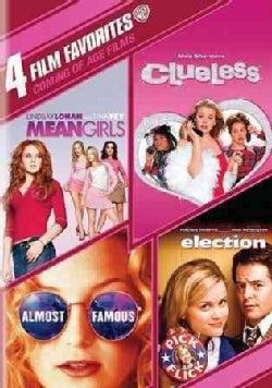4 Film Favorites: Coming Of Age Films (DVD)