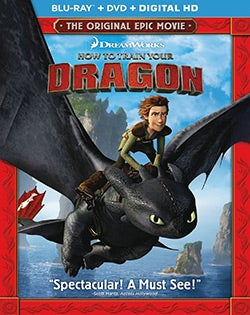 How To Train Your Dragon (Blu-ray Disc)