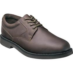 Men's Nunn Bush Bloomington Brown Smooth Leather