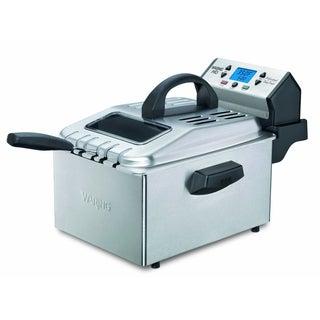 Waring Pro DF280 Professional Deep Fryer - Brushed Stainless (Refurbished)