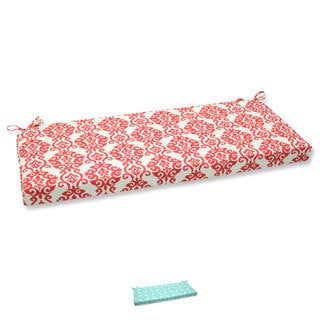 Pillow Perfect 'Luminary' Outdoor Bench Cushion