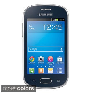 Samsung Galaxy Fame Lite DUOS S6792 Unlocked GSM Dual-SIM Android Cell Phone