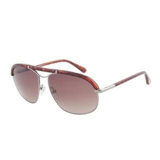 Tom Ford Men's TF0234 Russell Aviator Sunglasses