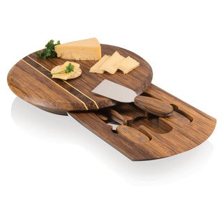 Pressato Crushed Bamboo Cheese Board