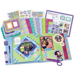 Spirograph Scrapbook Kit -