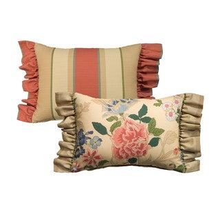 Arboretum Floral 15-inch Breakfast Decorative Pillow