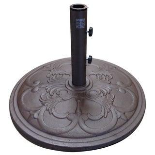 Tropishade Bronze Premium Umbrella Base