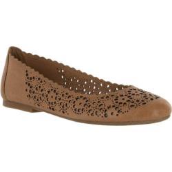 Women's Bella Vita Tavie Camel Leather