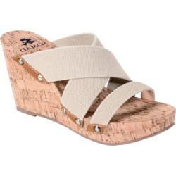 Women's Nomad Napa Sandal Natural