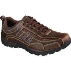 Men's Skechers Relaxed Fit Superior Bonical Brown