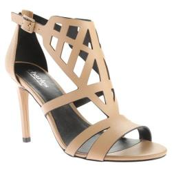 Women's Charles by Charles David Illustrate Sandal Nude Leather