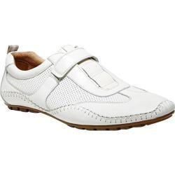 Men's Steve Madden Genesee Sneaker White Leather