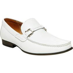 Men's Steve Madden Winlock Slip-On White Leather