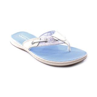 Sperry Top Sider Women's 'Seafish' Patent Leather Sandals