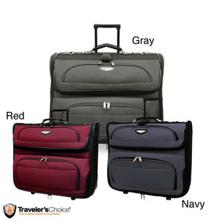Travel Select by Traveler's Choice TS6944 Amsterdam Rolling Garment Bag