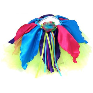 Superflykids 'Petal Parade' Tie Dye Punch Tutu