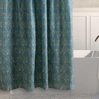 Laura Ashley Brentford Cotton Shower Curtain