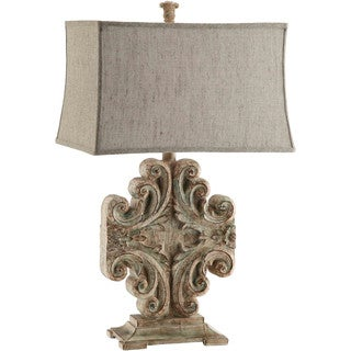 Sonia 1-light Weathered Table Lamp