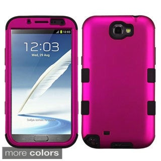 INSTEN TUFF Hybrid Phone Case Cover for Samsung Galaxy Note 2 T889/ i605/ N7100