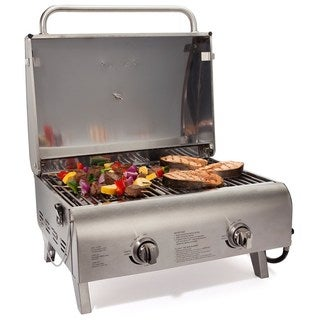 Cuisinart Cgg 306 Chef S Style Stainless Gas Grill