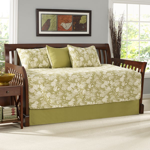 Tommy Bahama Plantation Lime 5 Piece Daybed Set