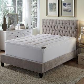 Behrens England High-loft Down Alternative Fiber Bed