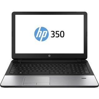 "HP 350 G1 15.6"" LED Notebook - Intel Core i3 i3-4005U 1.70 GHz - Silv"